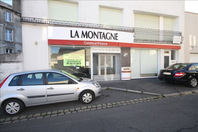 Location bureau 350 m² – GUERET – 23